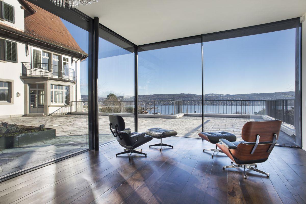 Neu /Umbau Wohnhaus Am Zürichsee 344014