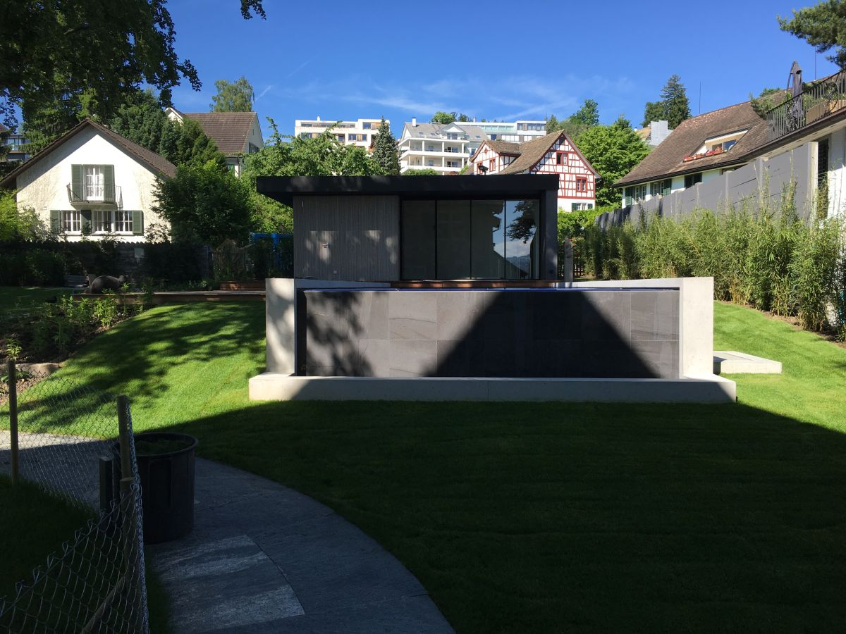 Neu /Umbau Wohnhaus Am Zürichsee 344034
